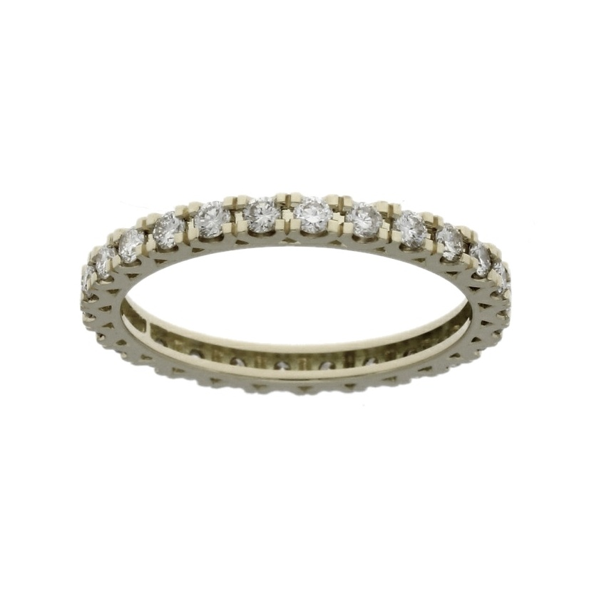 18ct yellow gold eternity ring nicholas wylde