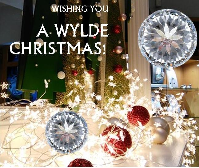 Join us for a Wylde Christmas in Bristol!