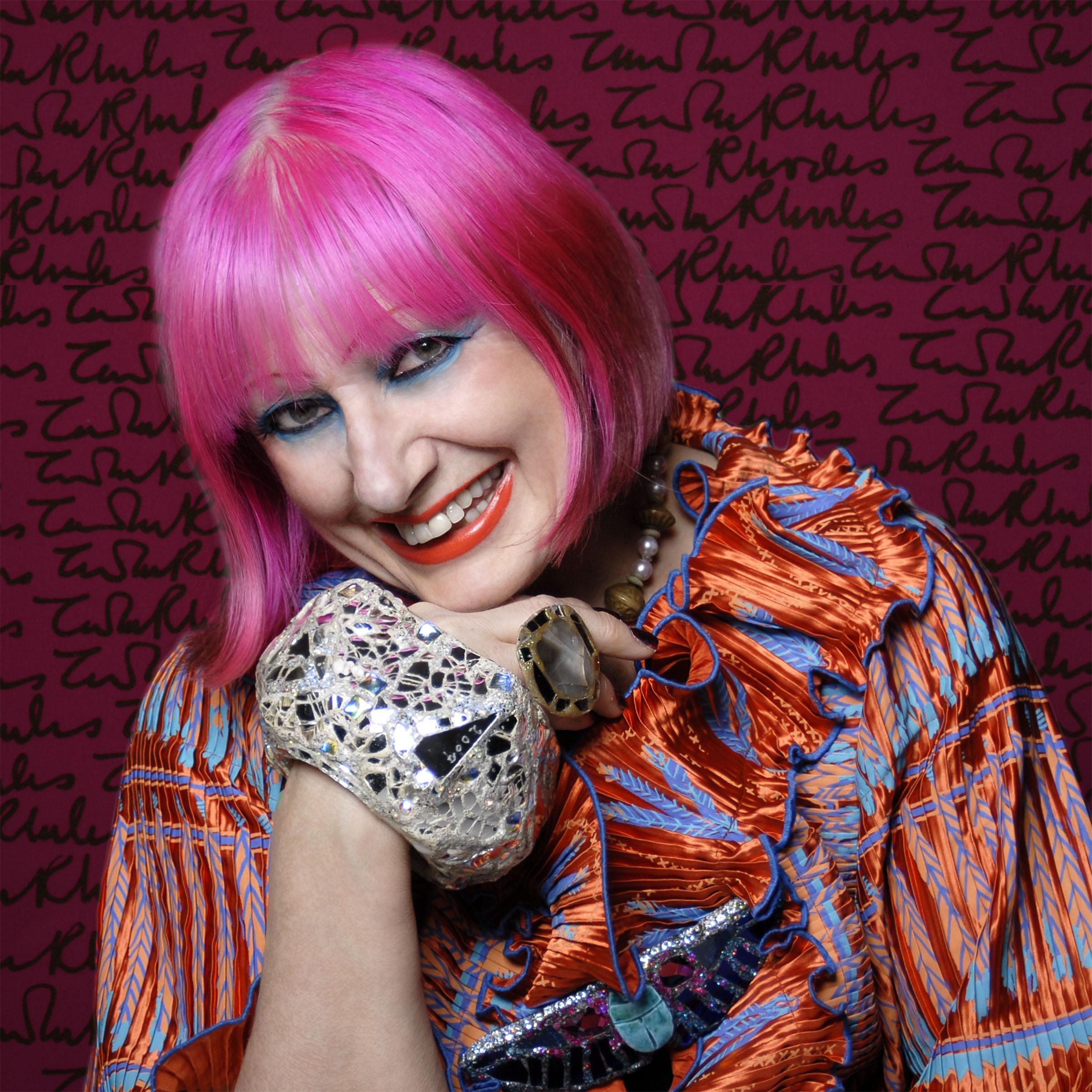 Zandra goes Wylde for Bath in Fashion 2016