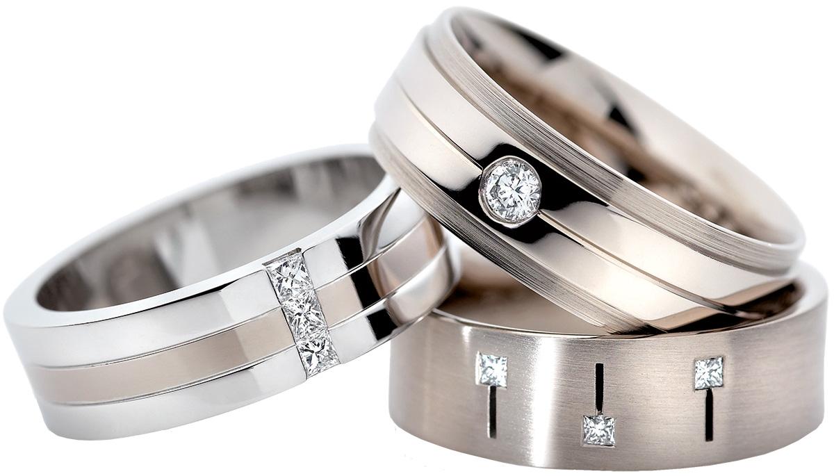 Choosing your perfect wedding ring …