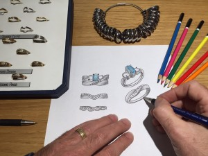 DESIGN YOUR PERFECT WEDDING RING