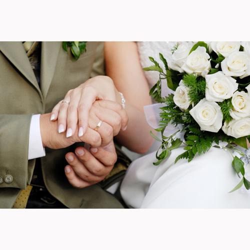 Choosing a wedding ring