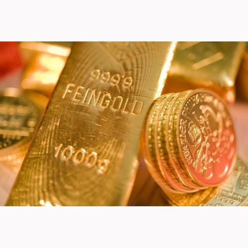 Precious metals - Gold