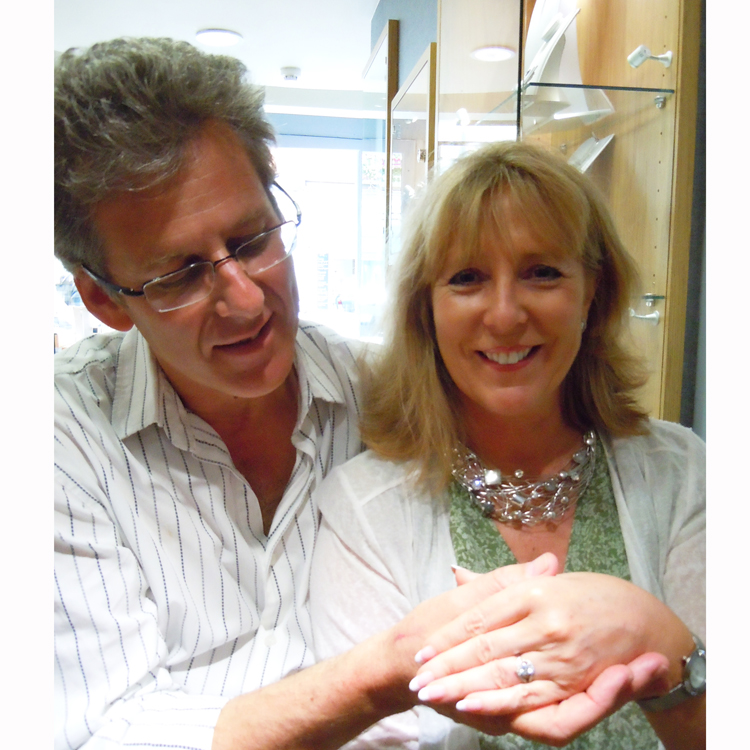 Susan Lewis finds Mr Right