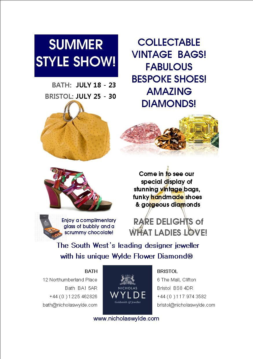 Summer style show!