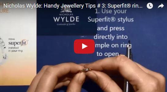 Superfit rings video