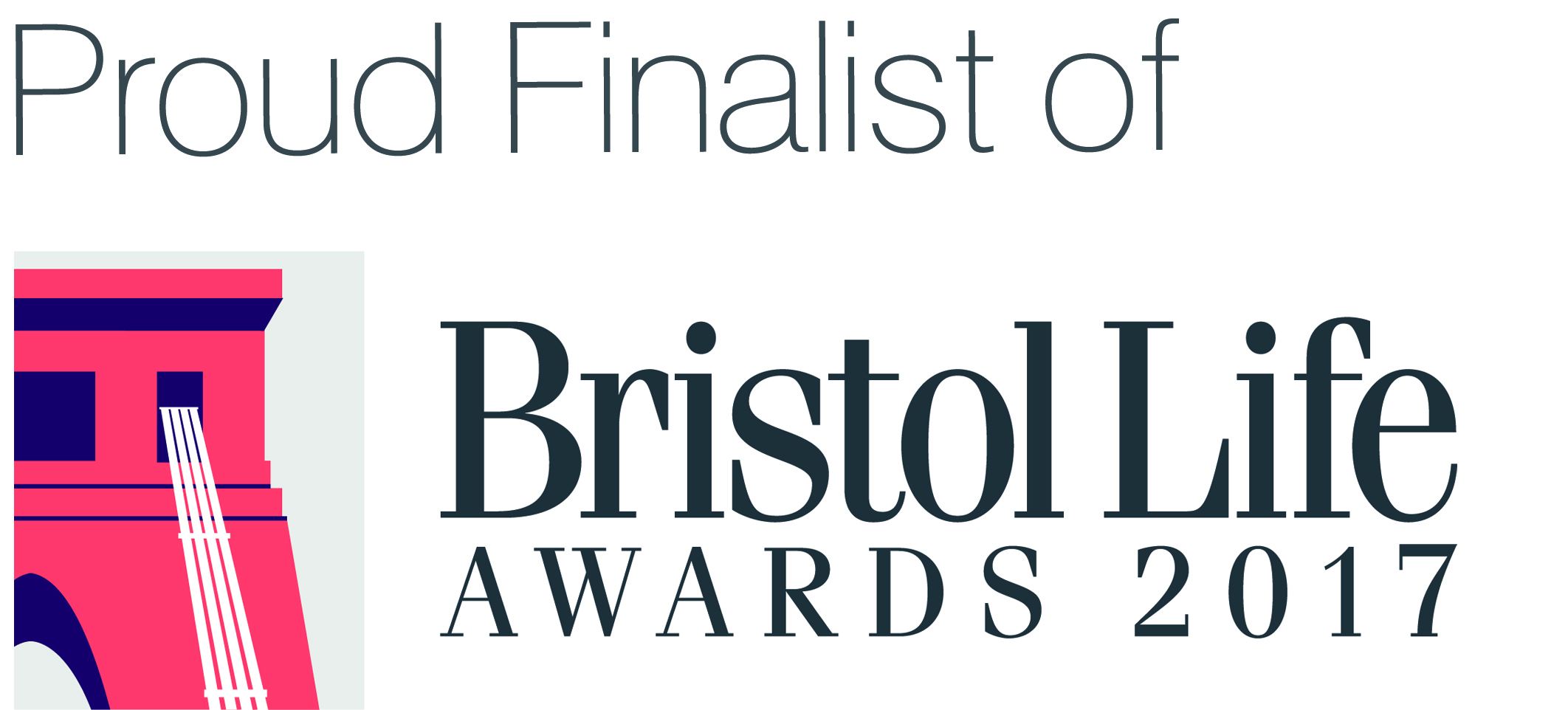 Announcing our Bristol Life Awards Finalist success!