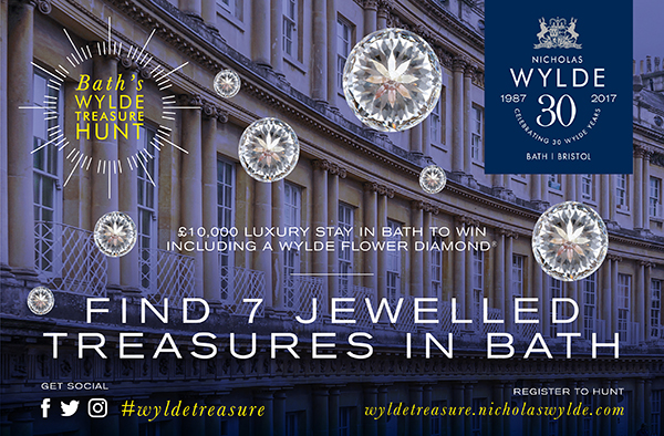 Wylde Treasure Hunt registration open now!