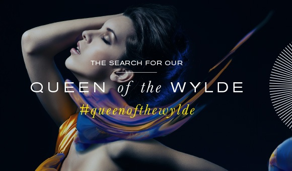 Are YOU our Wylde Queen?