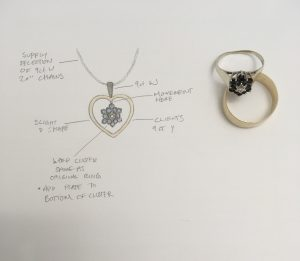 IMG_2302 Design sheet and original rings