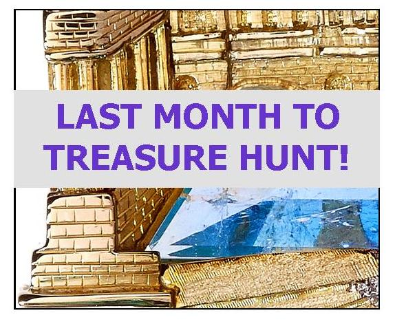 Last month to Hunt!