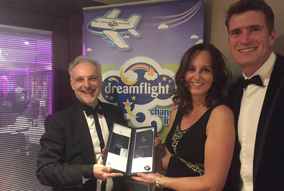 Winners United! Charity auction to bring smiles to children's faces