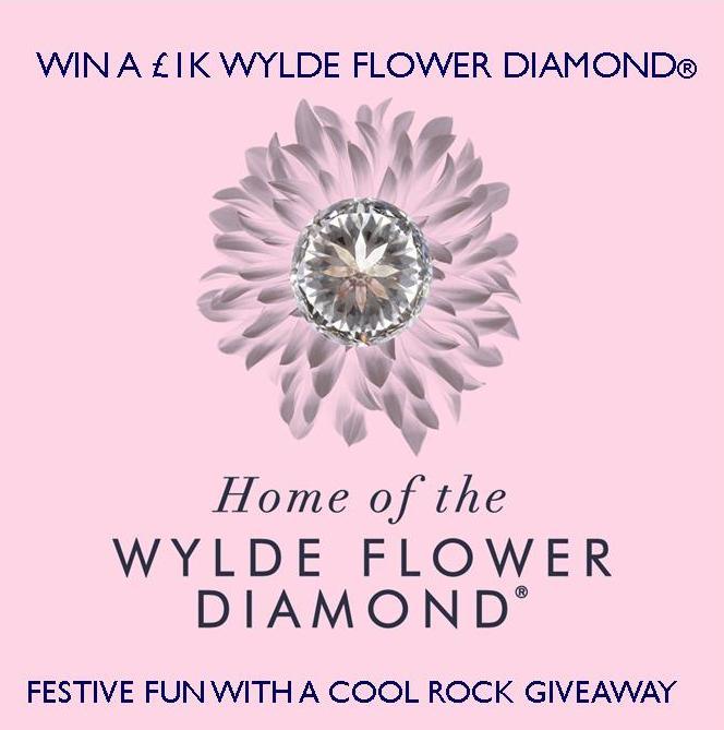 WIN A WYLDE FLOWER DIAMOND® WORTH £1,000!