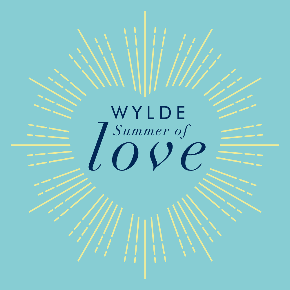 Wylde Summer of Love! Our amazing competition launches at VOW Live!