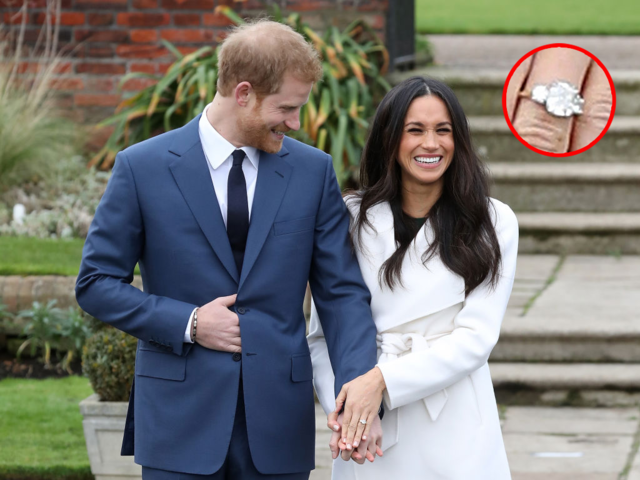 Famous Wedding Rings From Royals To Celebrities Rocks That
