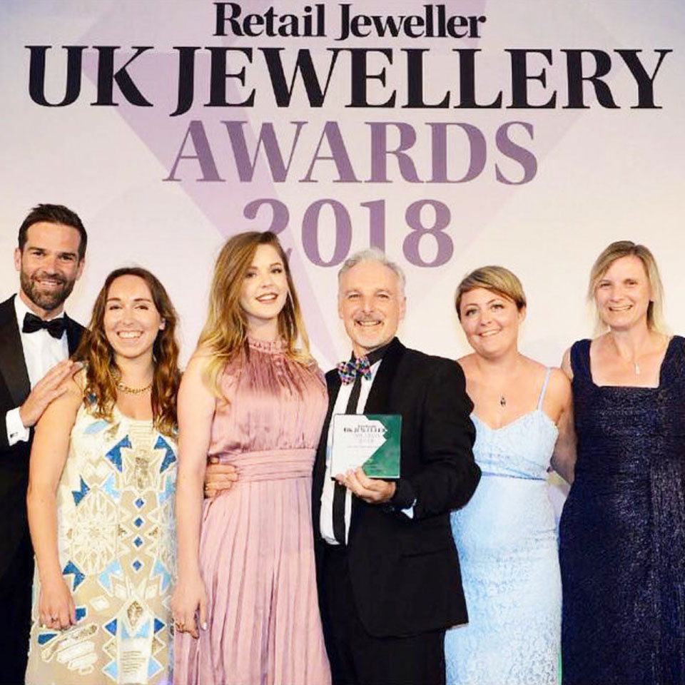 Retail Jeweller Best Marketing Campaign UK 2018