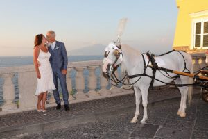 wedding day idea ideas horse and carriage disney bride mature couple foreign holiday summer hot