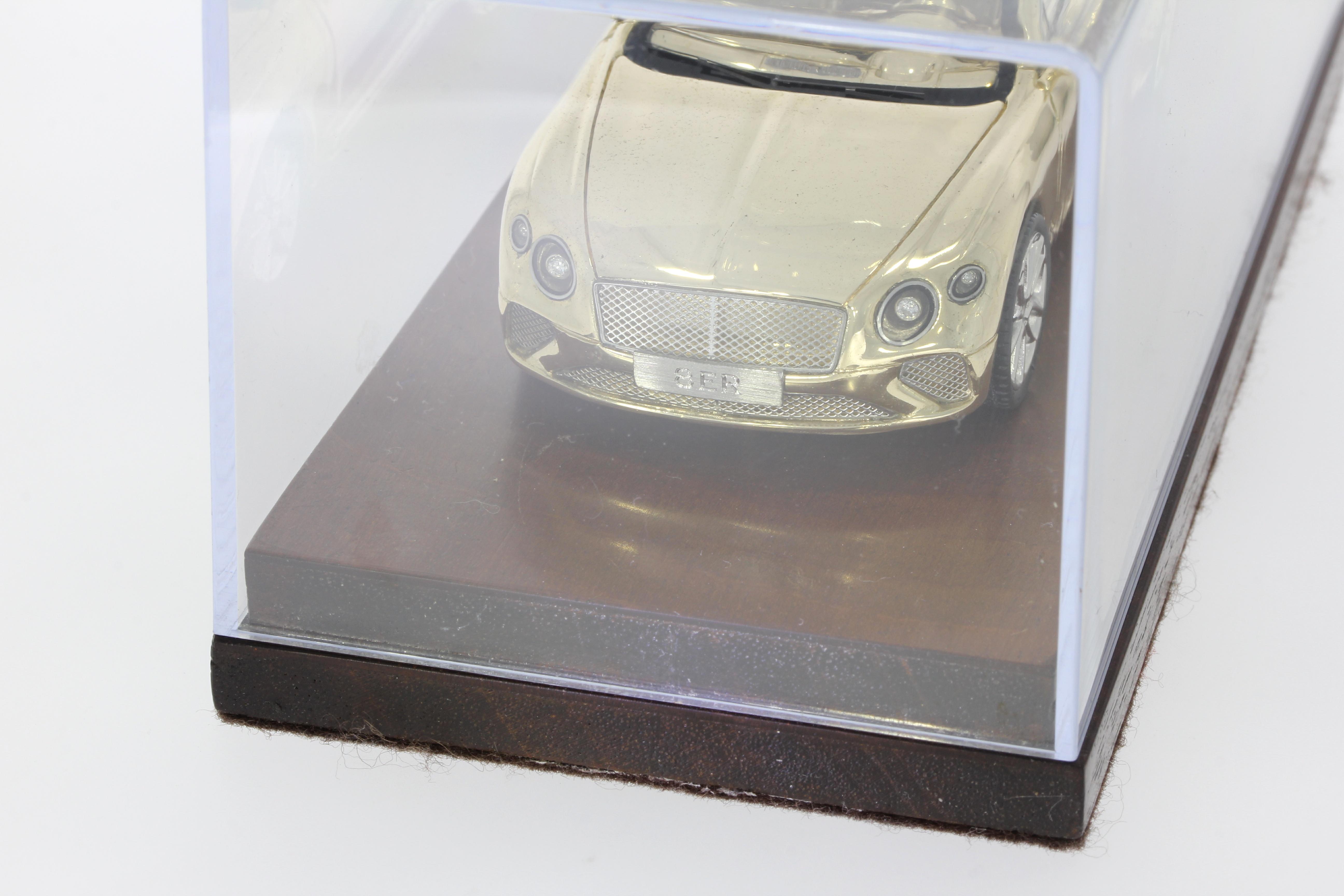 bentley 9ct solid gold car nicholas wylde