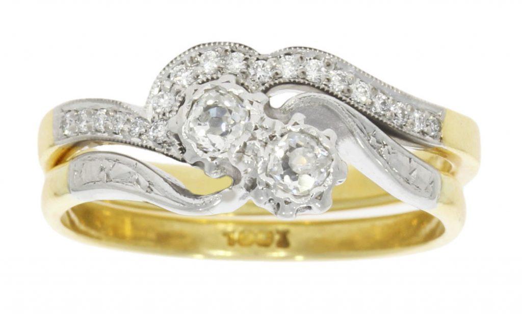 shaped wedding ring band custom service somerset bath bristol nicholas wylde
