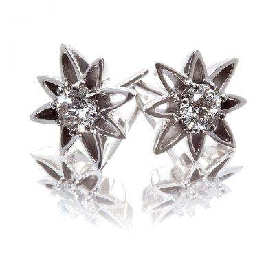 Wylde Flower Diamond® Earrings