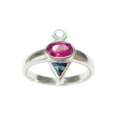 three stone wylde effect nicholas bath bristol goldsmith bespoke ring jeweller