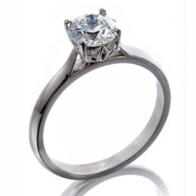The Wylde Flower Diamond® Petal ring