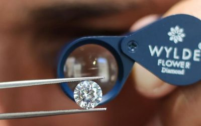 The 600th Wylde Flower Diamond®