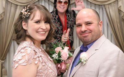 Elvis Married Us!
