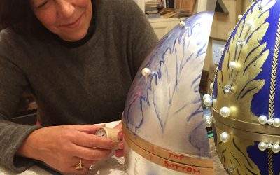 Local Designer Creates Wylde Faberge Egg