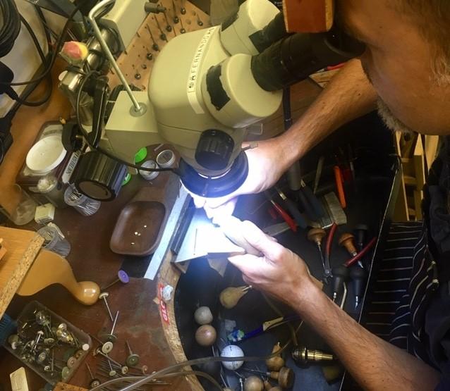 workshop nicholas wylde bath bristol stone setter uk