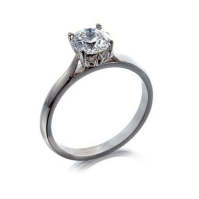 Bath Classic Nicholas Wylde Engagement Ring