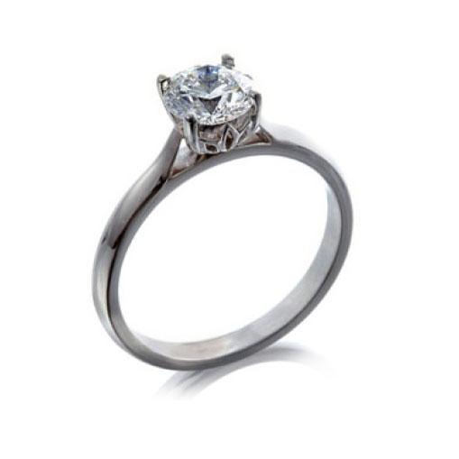 Bath Classic Nicholas Wylde Engagement Ring