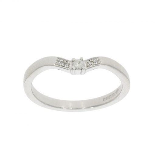 simple shaped diamond wedding ring cheap nicholas wylde
