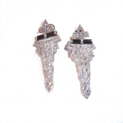 Earrings (Diamond )