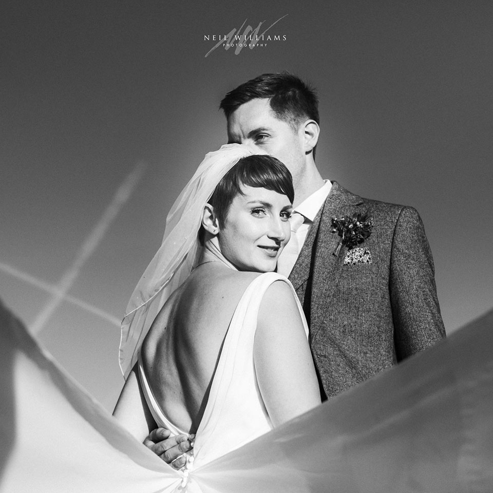 Cool classic modern and contemporary wedding photography by neil williams